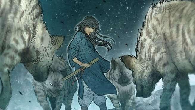 Image Comics Recommendations After Saga - Monstress