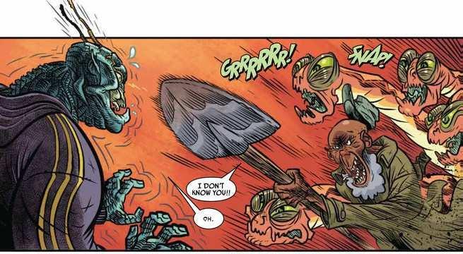 Image Comics Recommendations After Saga - Rumble