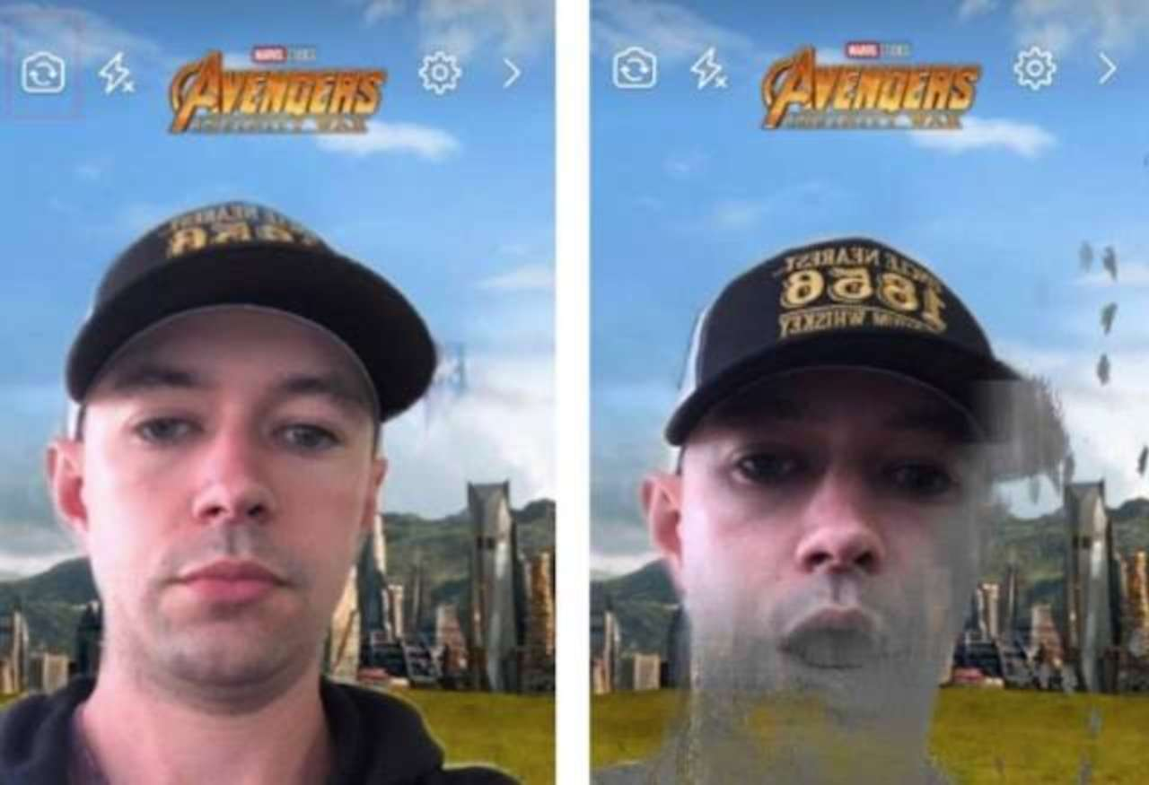 Facebook Now Allows 'Avengers: Infinity War' Fans to Turn Themselves
