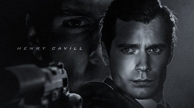 James Bond - Henry Cavill Header