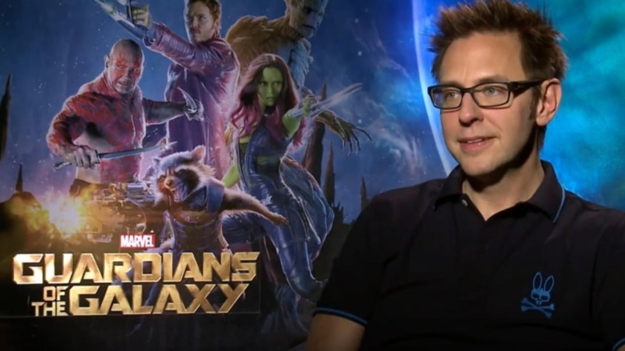 James Gunn Posts Touching Memory About Guardians of the Galaxy Vol. 2