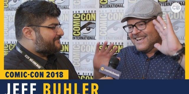 Jeff Buhler - SDCC 2018 Exclusive Interview- screen capture