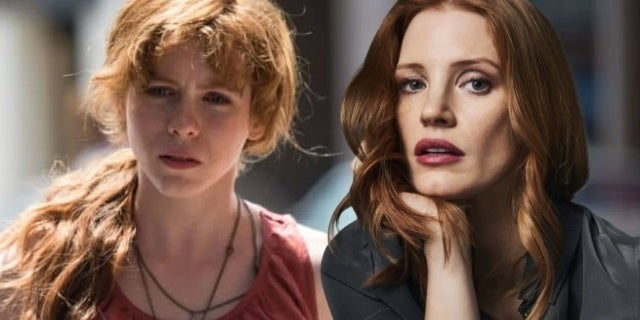 jessica chastain it chapter two