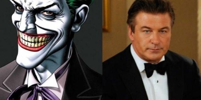 Joker movie Alec Baldwin Thomas Wayne