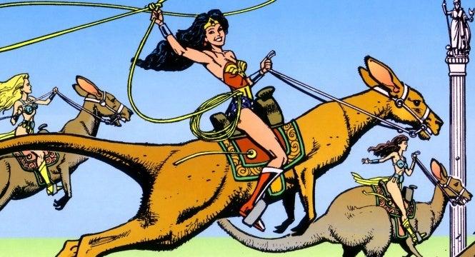 jumpa the kangaroo