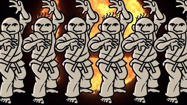 karate joe