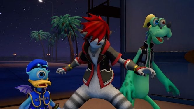 Kingdom Hearts 3 Monsters Inc  Funko Pop Figures Revealed