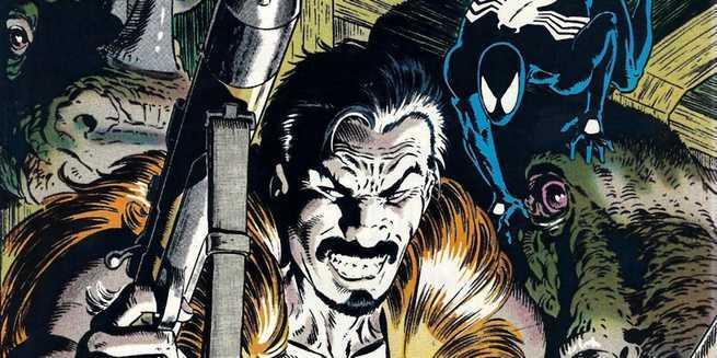 Kraven in Spider-Man Movie - Story