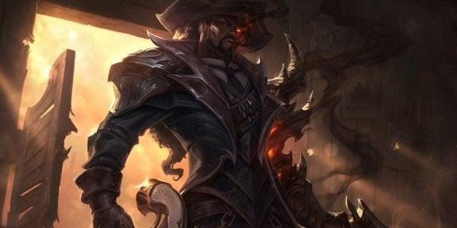 League of Legends High Noon Lucian
