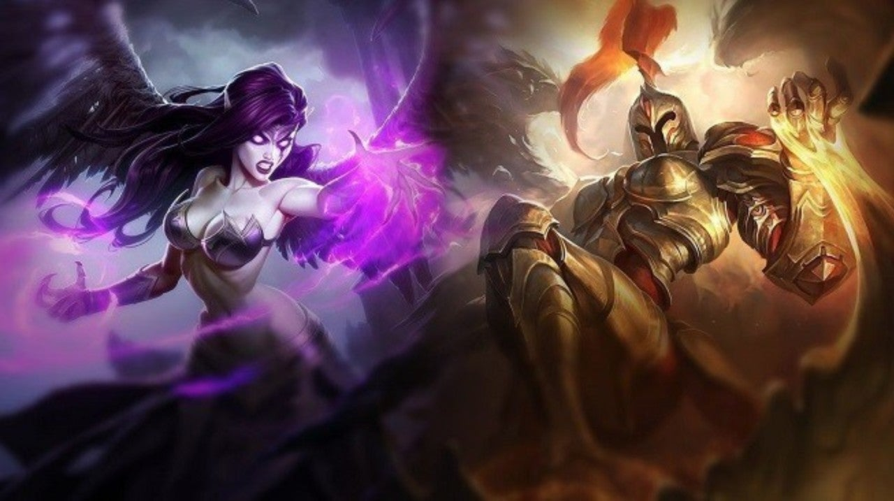 League Of Legends Is Updating Kayle And Morgana