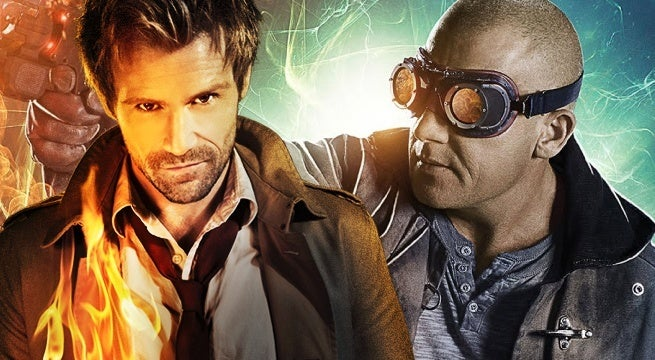 legends of tomorrow constantine heatwave