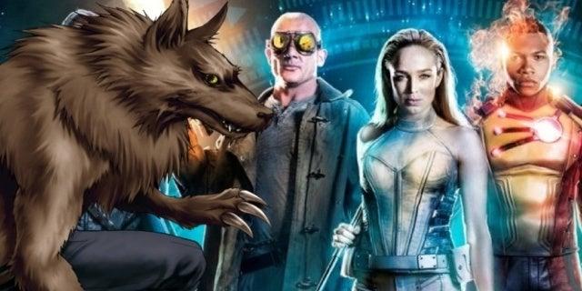 legends of tomorrow season 4 werewolf