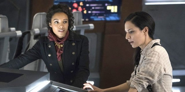 legends of tomorrow zari amaya