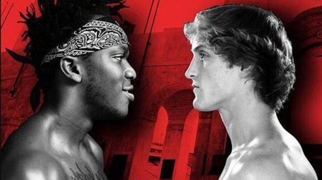 Logan Paul KSI Fight