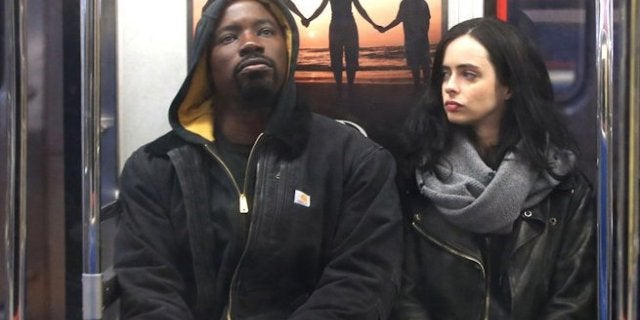 Luke Cage Jessica Jones fans Mad Netflix MCU Relationships