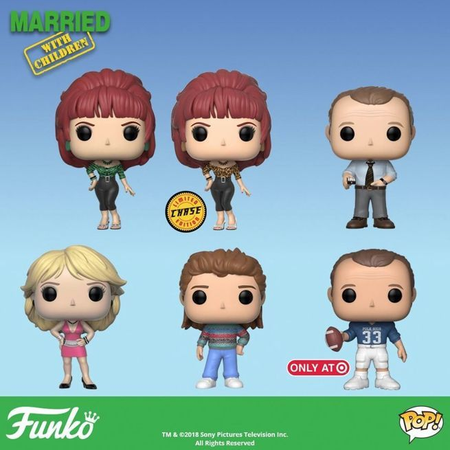 married-with-childeren-funko-pops