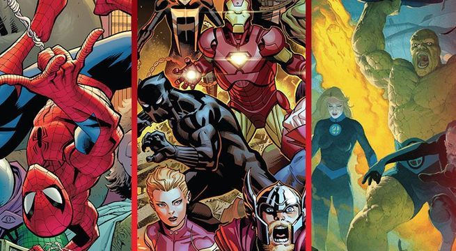marvel launches a buy one get one free labor day sale on digital comics
