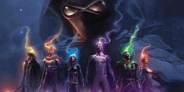MCU Infinity Watch Movie