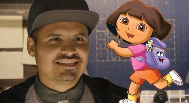 michael pena dora the explorer movie