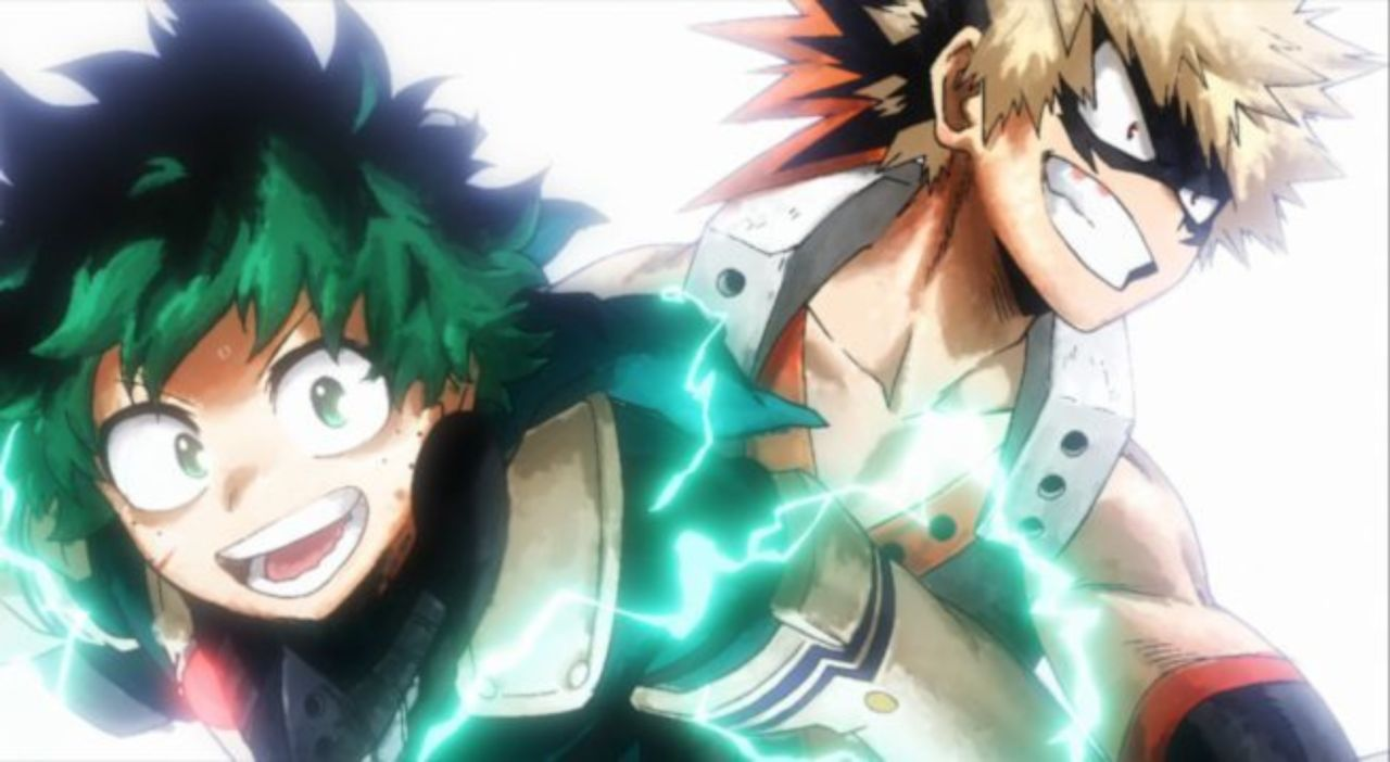 Major My Hero Academia Heroes Rising Spoiler Surfaces About One For All