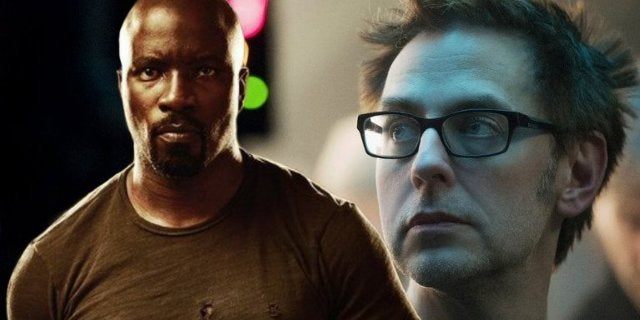 mike colter james gunn