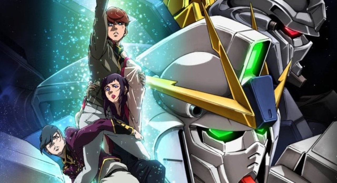 Mobile Suit Gundam NT' Blu-ray, DVD Details Announced