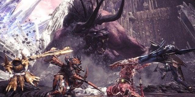 Monster Hunter World Final Fantasy XIV