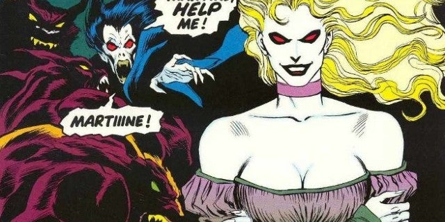 Doctor Who Morbius >> 'Morbius' Confirmed to Feature Martine Bancroft as Female Lead