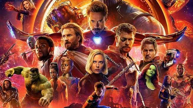 Most Likely Winner of Best Popular Picture - Avengers Infinity War