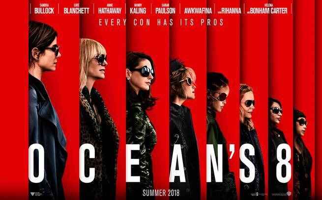 Most Likely Winner of Best Popular Picture - Ocean's 8