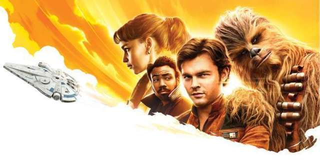 Most Likely Winner of Best Popular Picture - Solo A Star Wars Story