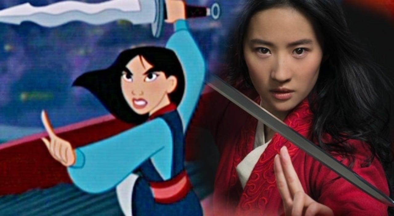 Disney's Original Mulan Ming-Na Wen Reacts to New Trailer