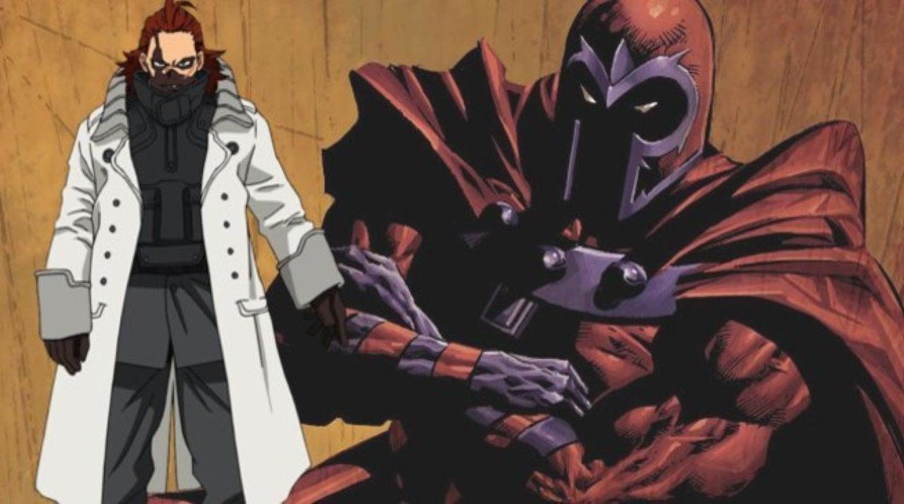 My Hero Academia Movie Reveals Its Own Magneto