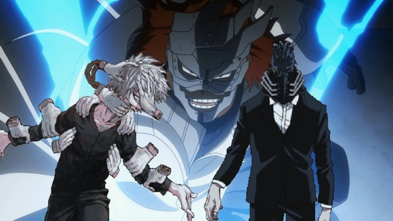 Does My Hero Academia Two Heroes Have A League Of Villains Connection