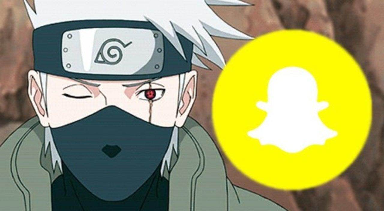 These 'Naruto' Snapchat Lenses Are Taking Over Social Media