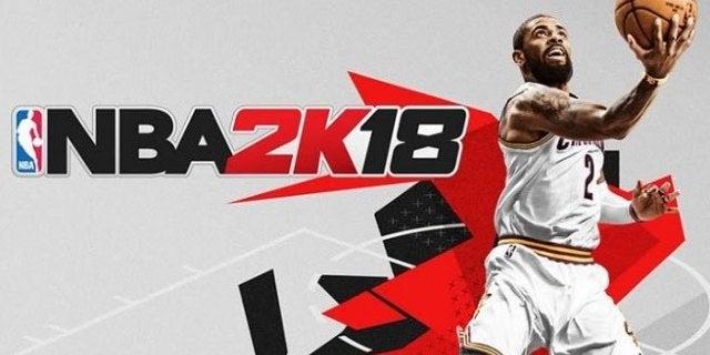 NBA 2k18 2
