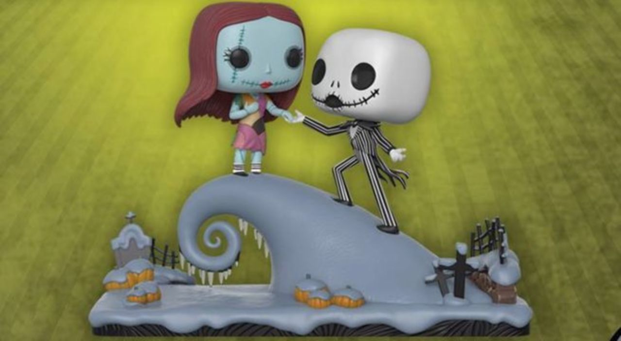 Funko Goes Big For \'The Nightmare Before Christmas\' 25th Anniversary