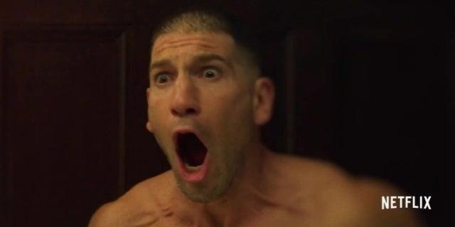 netflix punisher screaming