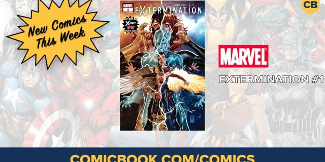 NEW Marvel, DC & Image Comics Out This Week: 08/15/2018 screen capture