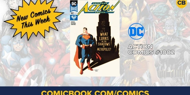 NEW Marvel, DC & Image Comics Out This Week: 08/22/2018 screen capture