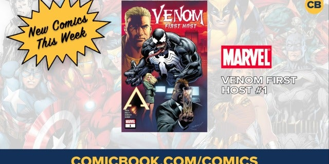 NEW Marvel, DC & Image Comics Out This Week: 08/29/2018 screen capture