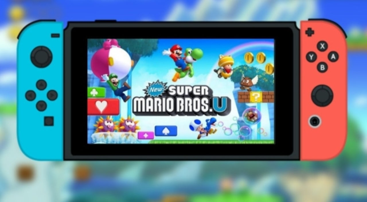 Rumor: New Super Mario Bros. U Coming to Nintendo Switch