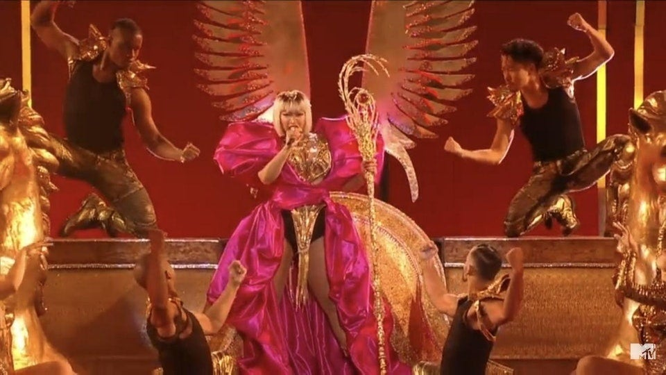 Nicki-Minaj-Rita-Repulsa-MTV-Awards
