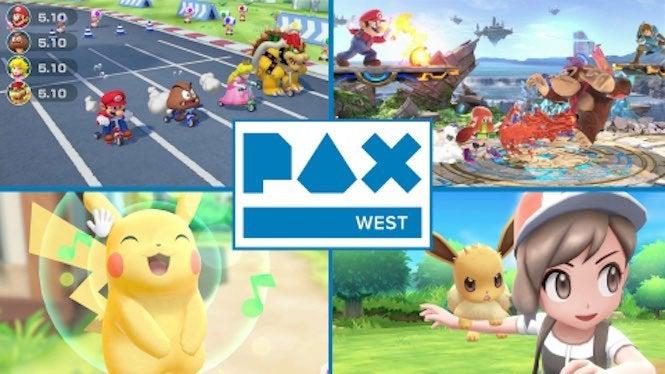 Nintendo PAX West