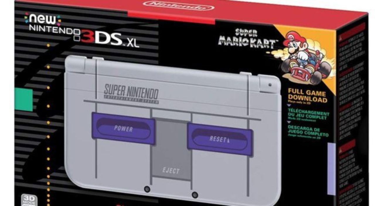 The Nintendo Snes Edition 3ds Xl Prime Day Deal Is Back