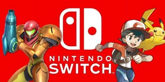Nintendo Switch Pokemon Lets Go Smash Bros