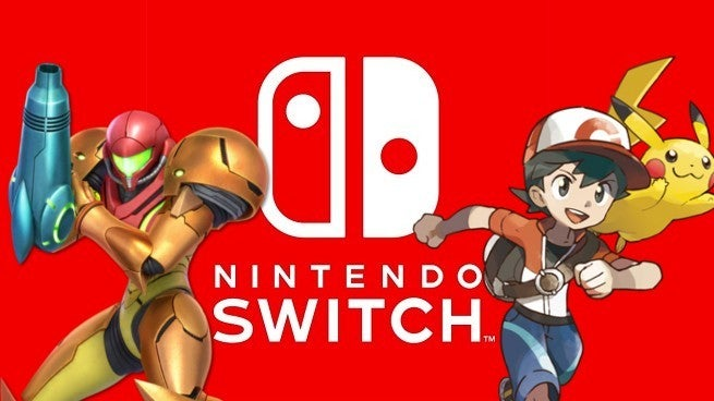 Nintendo Switch Pokemon Lets Go Smash Bros