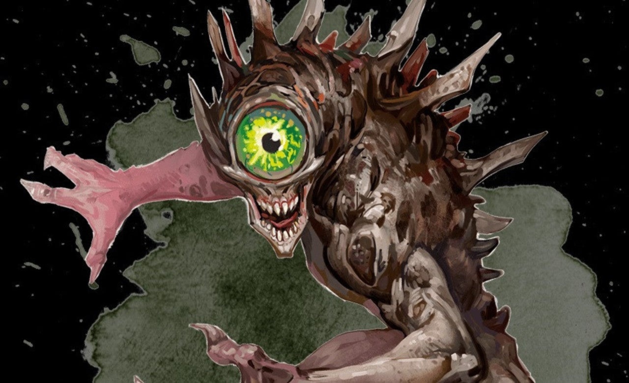 'Dungeons & Dragons' Has a Creepy Monster That's the Perfect Oracle