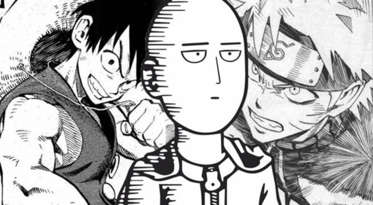 Fans agree one punch mans artist can draw any anime