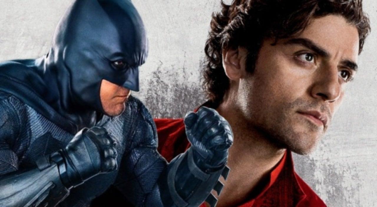Oscar Isaac Respond to Batman Casting Rumors